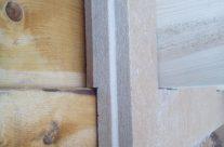 Isolation en fibre bois et laine de lin